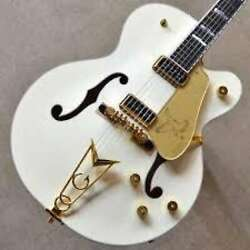 NEW Gretsch G6136-55 VS Vintage Select Edition '55 Falcon  Vintage White  F/S