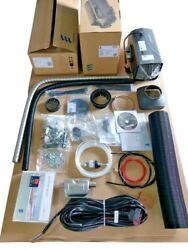 Eberspacher Airtronic D4 12v Diesel Camper Heater Digi Cont. Plug And Play Wiring