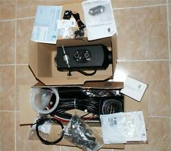 Eberspacher Airtronic D4 12v 2 Outlet Diesel Heater Digi Cont Plug And Play Wiring