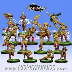 BLOOD BOWL TEAM PROPAINTED C Commission to Order