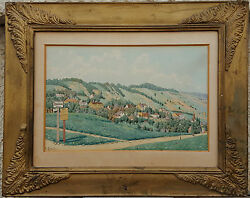 Anton Karl Zach 1900-1933 High Quality Work Austrain A Real Jem Must See