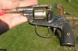 1958 Cast Iron Cap Gun Kilgore Mfg Co Of Westerville Oh Homestead Pa 70 Yr Old