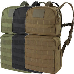 Condor Hcb2 Molle Water Hydration H2o 2.5l Bladder Carrier Backpack Pack Ii