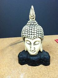 Chinese Resin Ivory Color Statue