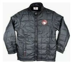 Canada Weather Gear Black Bubble Goose Down Insulated Jacket Kids Boy Girl 8