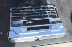 1949 1950 Plymouth Speaker Grille Grill S