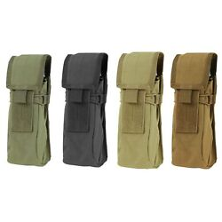 Condor 191045 Tactical Molle Mounted Hiking Holster 24oz Water H2o Bottle Pouch