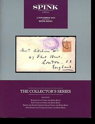 Spink China Auction Catalog Hong Kong Bonds Shares Notes Currency Coin S Stamps
