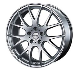 Tomand039s Tm-05 19x8.0j +40 10.1kg Silver Wheels For Lexus Gs/is/nx/rx From Japan