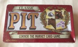 """Classic Pit Card Game A Favorite Since 1904 Very Rare """"new"""""""