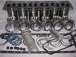 Aftermarket Cat Engine Overhaul Kit To Fit Caterpillar 3406e Engines