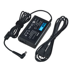 Pwron Ac Dc Adapter Charger For Sony Vaio Vgn-n130g/w Vgn-sz Pcga-ac19v10 Power