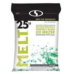 Snow Joe MELT25EB MELT 25 Lb. Resealable Bag Premium...