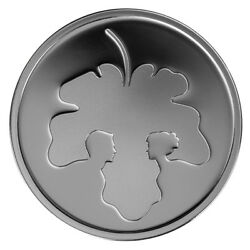 Israel Coin And Medal Icmc 2017 Bible Story Adam And Eve Proof Like Silver