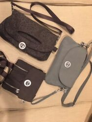 A Threesome Baggallini crossbody purses  $40.00