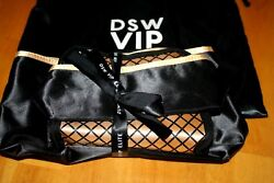 DSW Travel Cosmetic 4pc Set w 4 bottles amp; drawstring Bag New $24.00