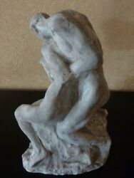 1% of rights to gypsum sculpture by Auguste Rodin