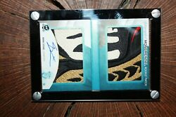 Mark Stone Upper Deck The Cup Monumental Rookie Patch Must See Amazing