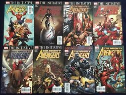 The Mighty Avengers Complete Run 1-36 2007-2010 Marvel Comics Iron Man Thor
