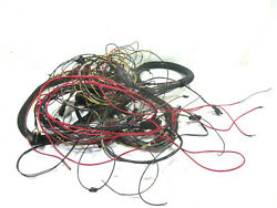 Oem 1996 Sea-doo Speedster Dual Engine Main Ignition Complete Wiring Harness