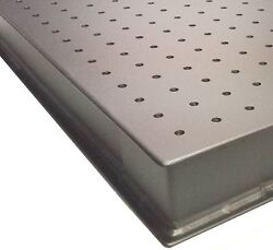 New - Vere Optical Table Breadboard - 45 Cm X 45 Cm - Factory Direct Item