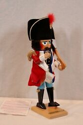 Steinbach 18 The Toy Soldier Nutcracker 854 Le 1408/10000 Germany New In Box