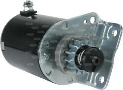 Starter Motor For Briggs And Stratton 16hp 19hp 693551 113853 Sbs0029 Str88008