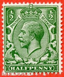 Sg. 356 Variety N14 16 ½d Deep Myrtle Green. A Fine Mounted Mint Examp B40134