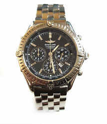 Breitling Shadow Flyback Mens Watch - A35312