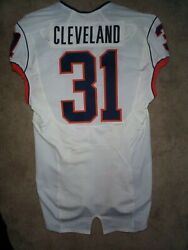 Team Issued Syracuse Orange Cleveland Football Game Jersey Adult Men's/mens 42