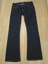 Women's Size 30 Waist Blue Boot Cut Jeans By Whistles