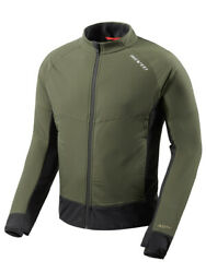 Motorcycle Mid-Layer Jacket REVIT Climate 2 dark - size M