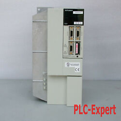 Used Mitsubishi Spindle Amplifier Mds-b-spj2-75 In Good Condition Ship Today