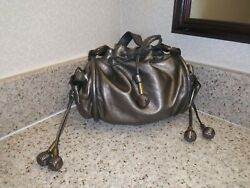 Tanner Krolle Hobo Small Bag Shoulder Metallic Color Purse $49.99