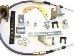 1964 1965 El Camino Overdrive Powerglide Shifter Conversion Kit W/cable Sc2041-c