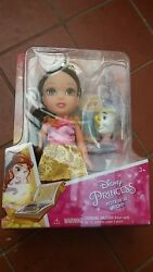 Disney Princess Petite Belle and Chip New in Box
