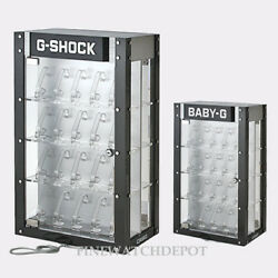 Authentic Casio G-Shock two sided Watch Case Display