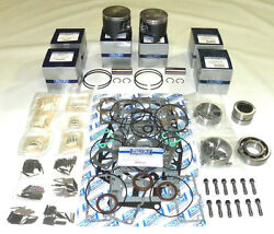 Wsm Mercury 225 250 Hp 3.0l Power Head Rebuild Kit .030 Over Size Only 100-45-13