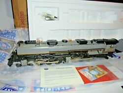 LIONEL CHALLENGER LOCOMOTIVE 28099 CC FROM 2000 WITH ALL BOXES JOSHUA COWEN