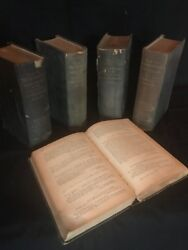 Civil War 1891 Antique Books Of The Official Records Atlanta Campaign Set Of 5