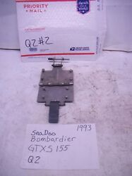 1993 Seadoo Bombardier Gtxs 155 Front Hood Hinge Latch Assembly Q22