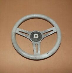 Dc1c15210 Used Synthetic Boat Steering Wheel