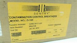 Air Sentry Contamination Control Breathers D-108