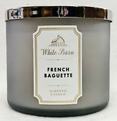 1 Bath amp; Body Works FRENCH BAGUETTE Large 3 Wick Scented Candle 14.5 oz $54.95