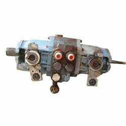Used Hydraulic Pump - Tandem Compatible With Bobcat 641 643 642 6648981