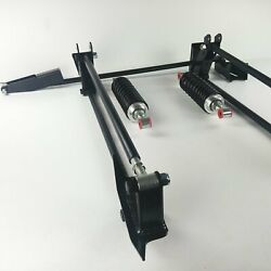 1973 - 1986 Chevrolet C10 Pickup Truck Parallel 4 Link Kit And Coilovers 3500lbs.