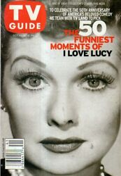 2001 Tv Guide October 13 - I Love Lucy Kate And Ashley Olsen