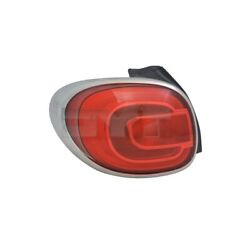 Tail Light Left Lamp LED for Fiat 500L (2012-present)