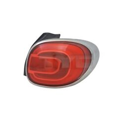 Tail Light Right Lamp LED for Fiat 500L (2012-present)