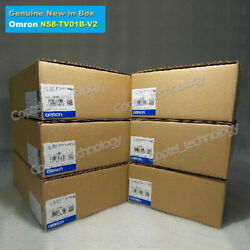 Genuine New In Box Interactive Display For Omron Ns8-tv01b-v2 Dhl Fedex Shipping